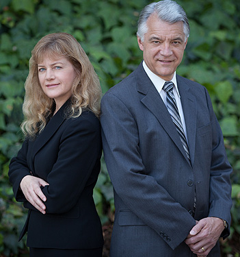 Pamela C. Mathiesen and David R. Beck, real estate litigation attorneys